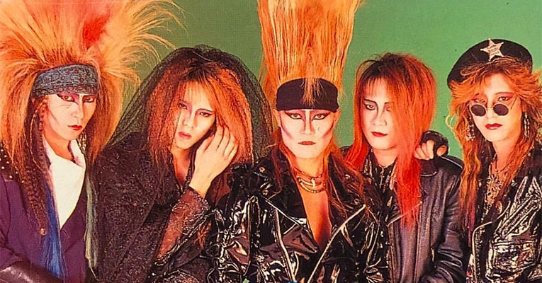 xjapan visual kei