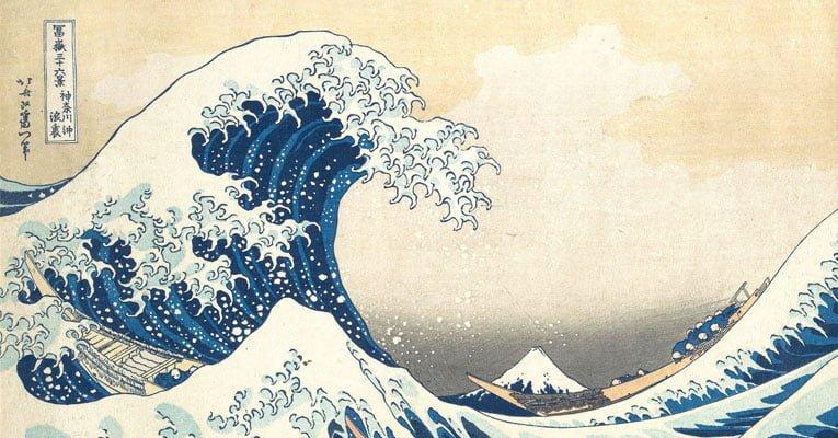 ukiyo-e hokusai