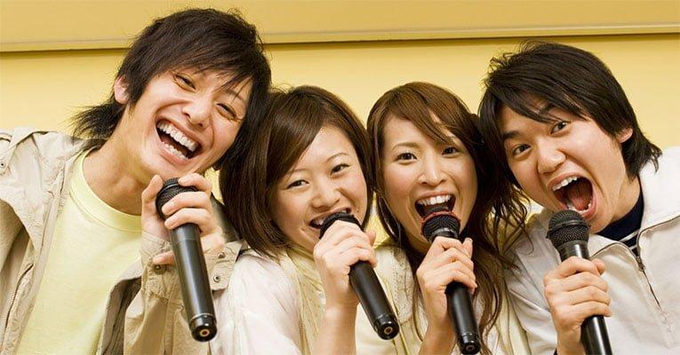 karaoke japao