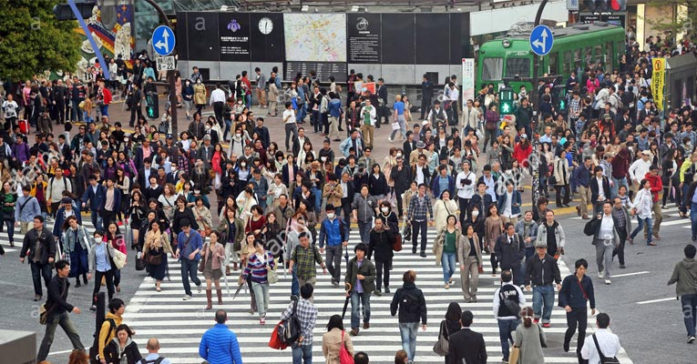 populacao japao