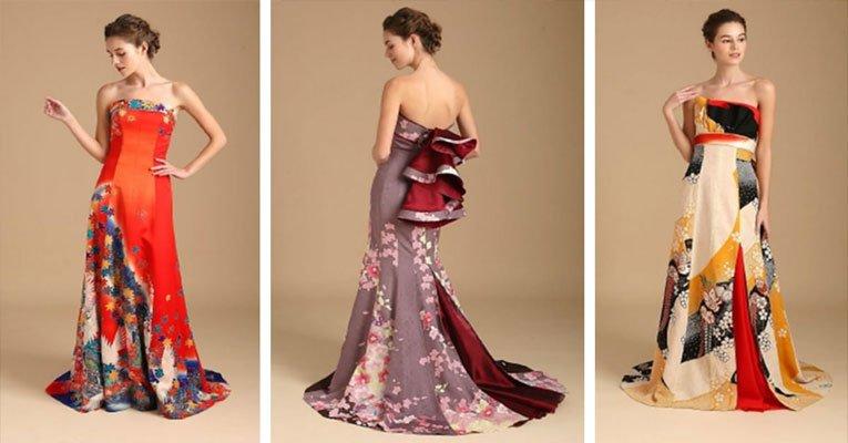 Shoen kimono