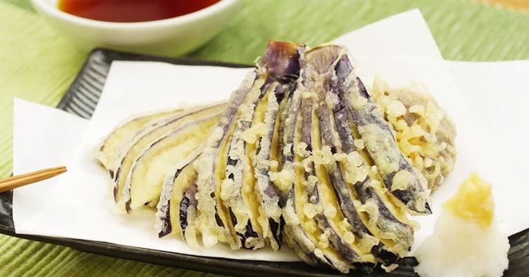 nasu tempura