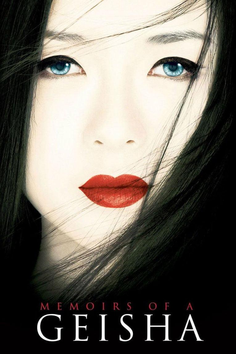 memorias geisha