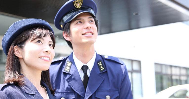 policiais japoneses