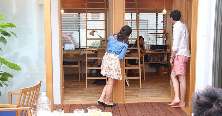 casas compartilhadas japao