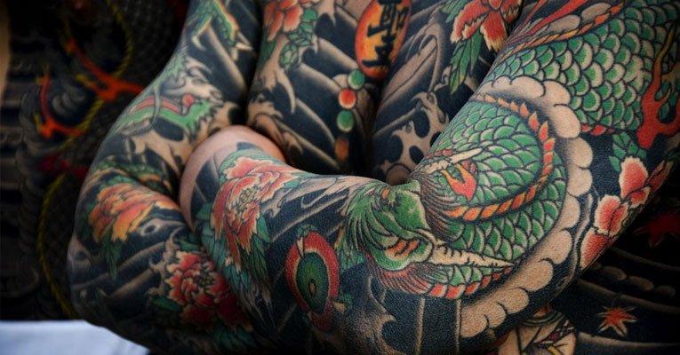tatuagem japao