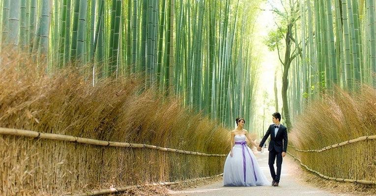 lugares romanticos japao