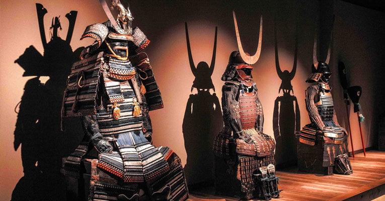 museu samurai