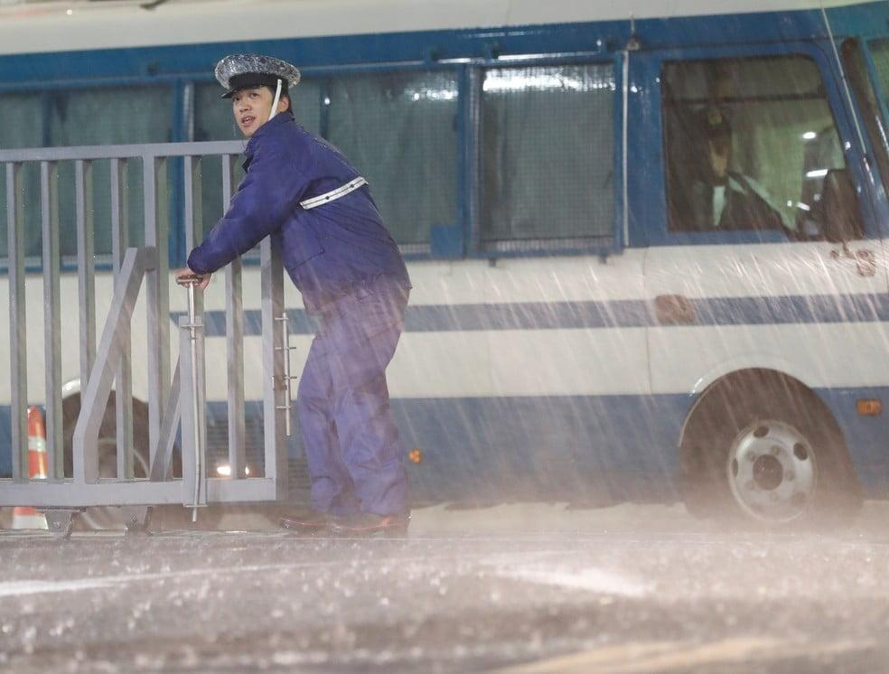 taifu Japão