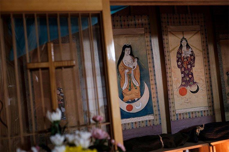 cristianismo japao