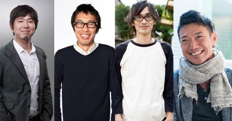 homens japoneses