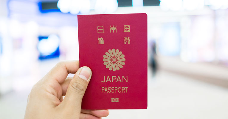 passaporte japones