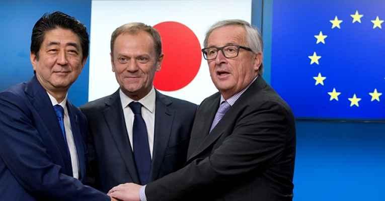 Acordo União Europeia e Japão