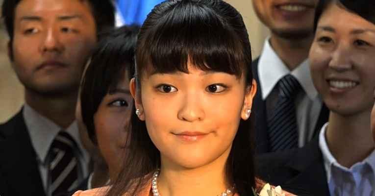 Princesa Mako Japão