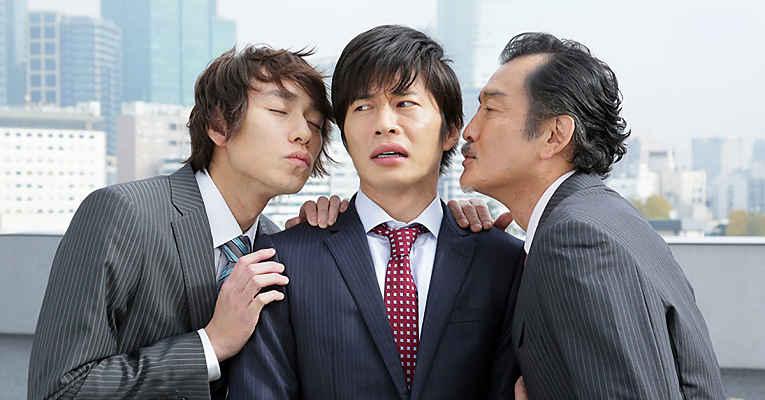 drama japonês Ossan's Love