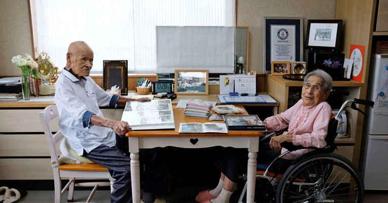 Masao e Miyako Matsumoto