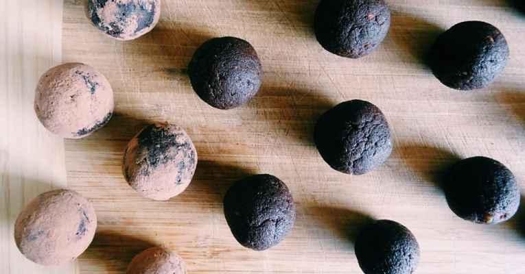 chocolate satsumoimo