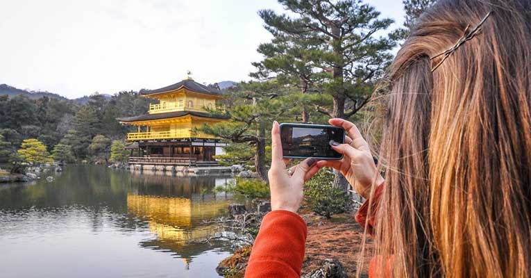 turista japao