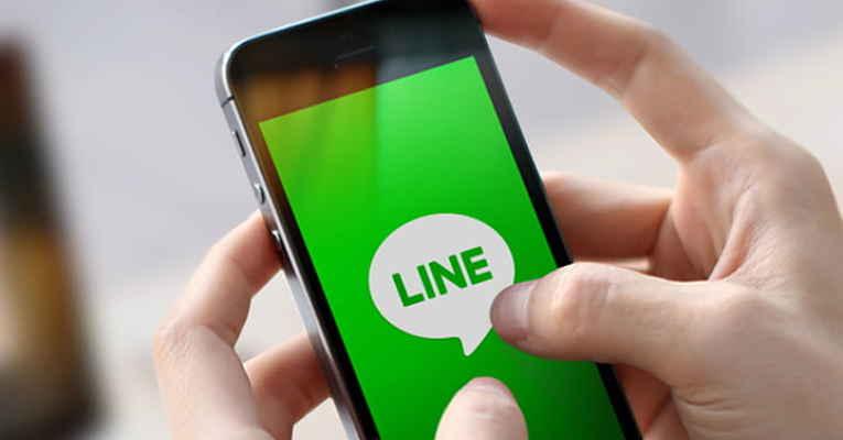 aplicativo Line