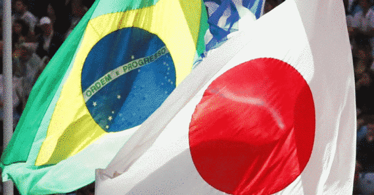 Japão e Brasil - yonsei