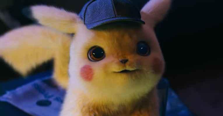Filme Pikachu live-action