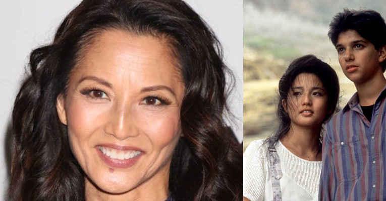 Tamlyn Tomita - atriz de Karate Kid