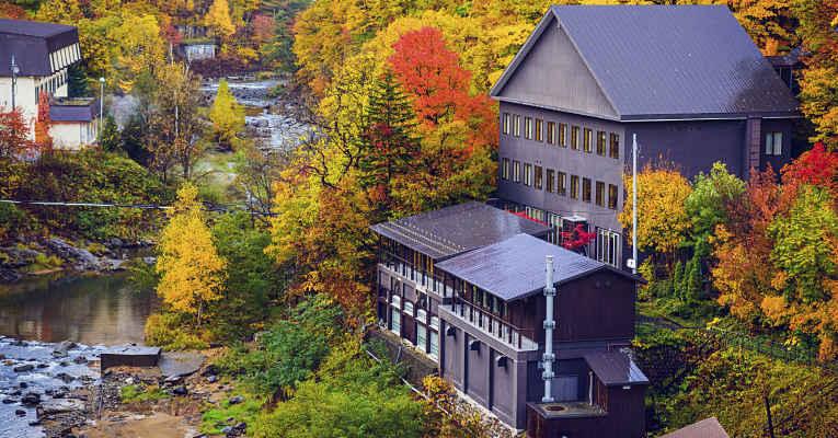 Hokkaido - Jozankei