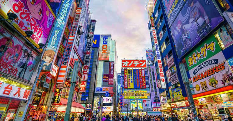Mitos do Japão