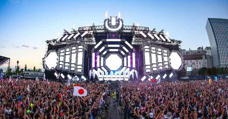 Festivais de música do Japão