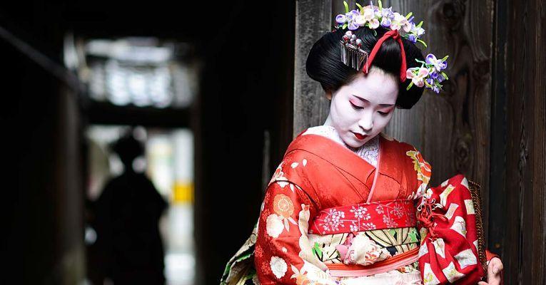 Geishas do Japão