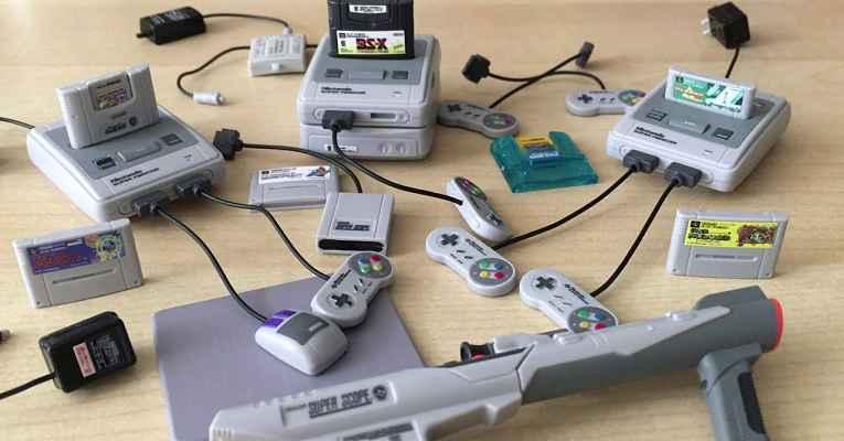 História do Nintendo