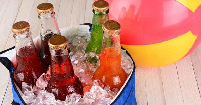 Bebidas no Japão: energéticos e vitamínicos