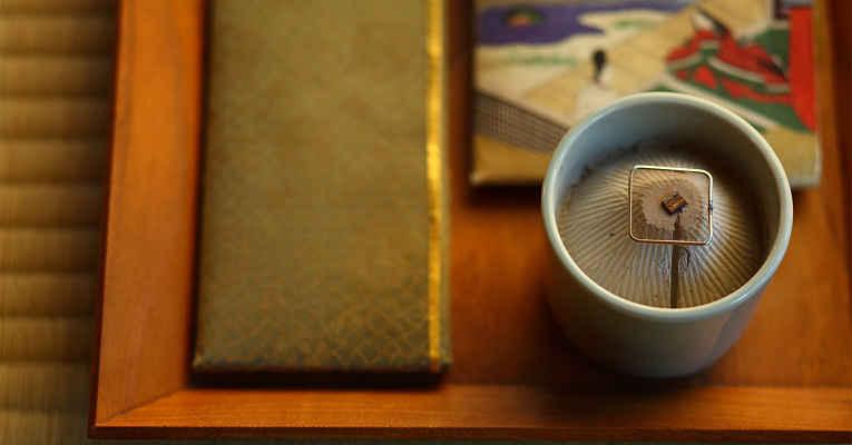 Kodo - arte do incenso no Japão
