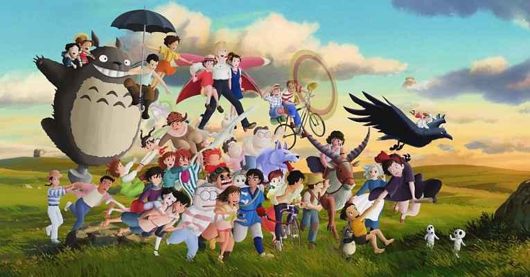 Curiosidades do Studio Ghibli
