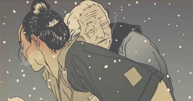 Ubasute e a cultura do abandono de idosos no Japão