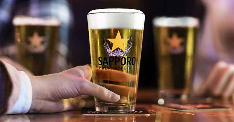 Cerveja Sapporo