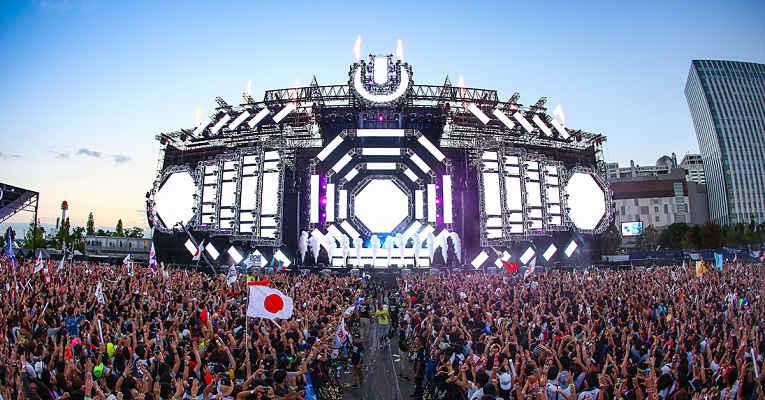 Show no Japão