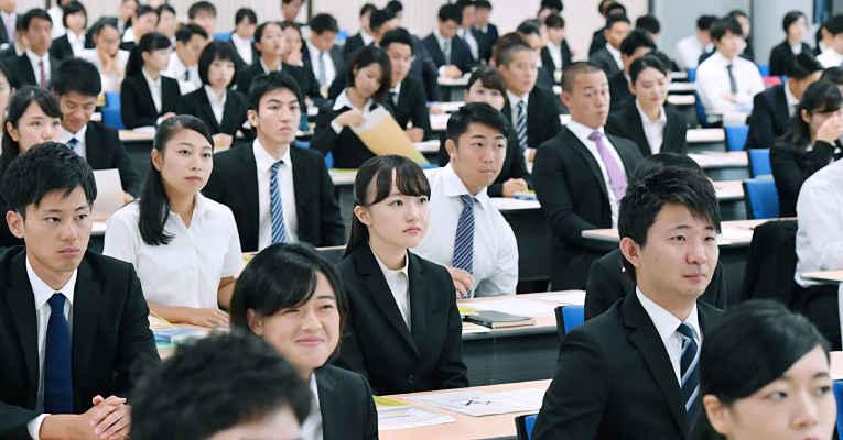 Mercado de trabalho no Japão