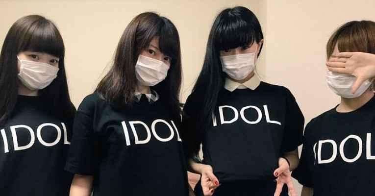 Ídolos no Japão