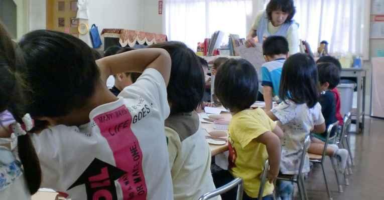 Pré escola no Japão
