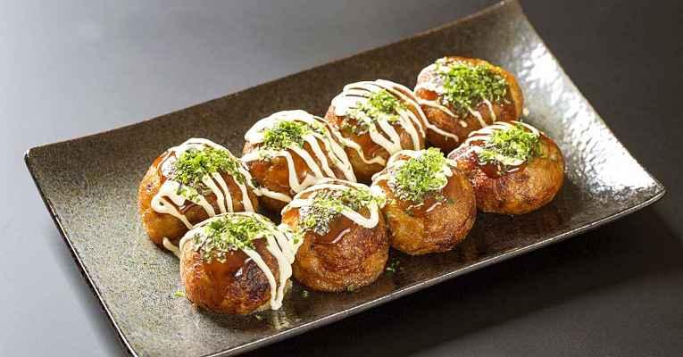 receita de takoyaki