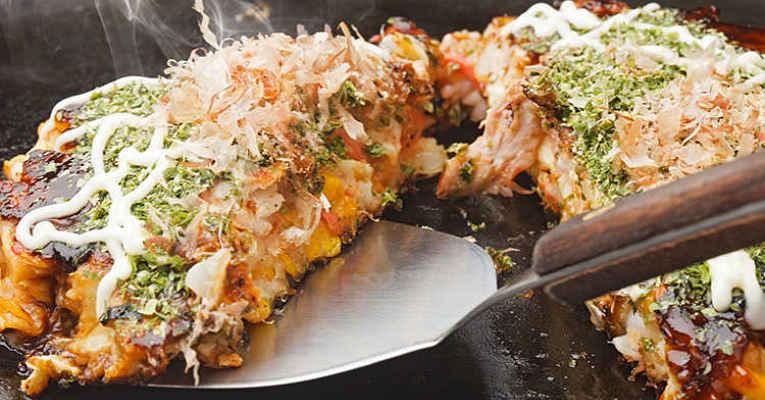 Tipos de okonomiyaki