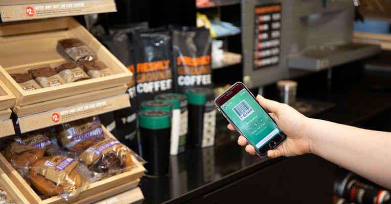 Aplicativo de pagamento da 7-Eleven