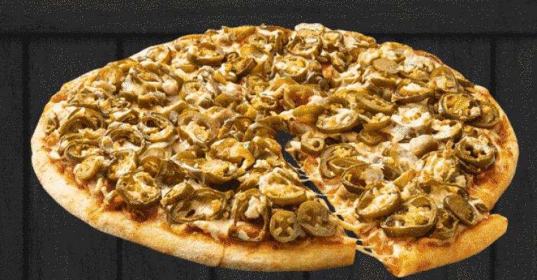 Pizza tsundere