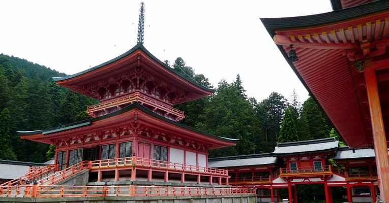 Templo enryaku-ji