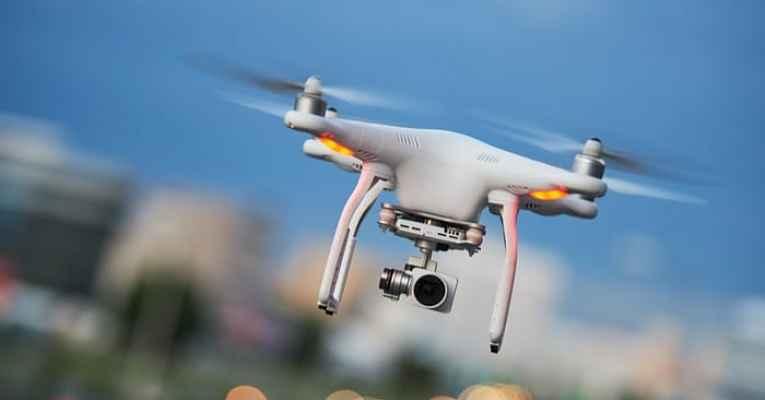 lei para drone no Japão
