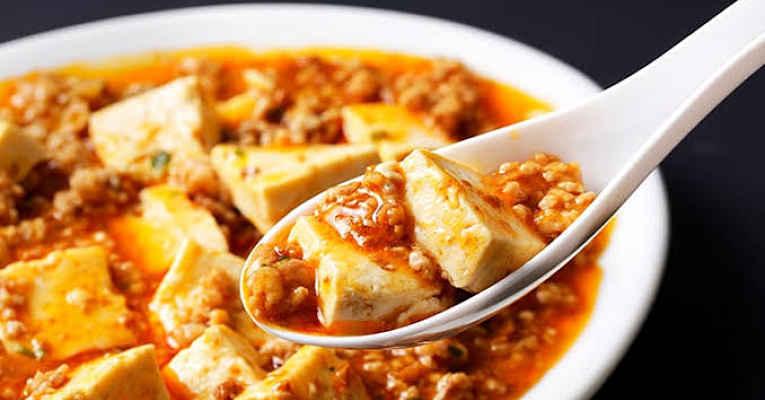 Receita de mabo tofu
