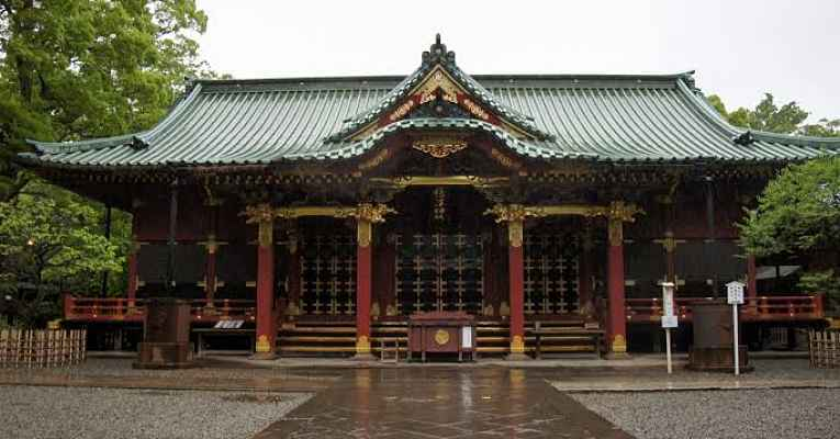 Santuário Nezu-Jinja