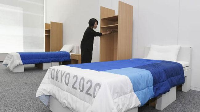 cama olimpiadas