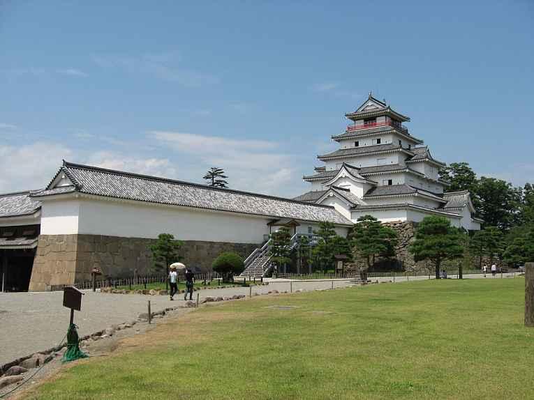 Castelo tsuruga